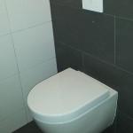 Installatietechniek uit Boekel | Hangend toilet